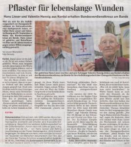 2009_09_19 Trierischer Volksfreund