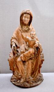 Madonna aus dem Museum am Dom. © Museum am Dom